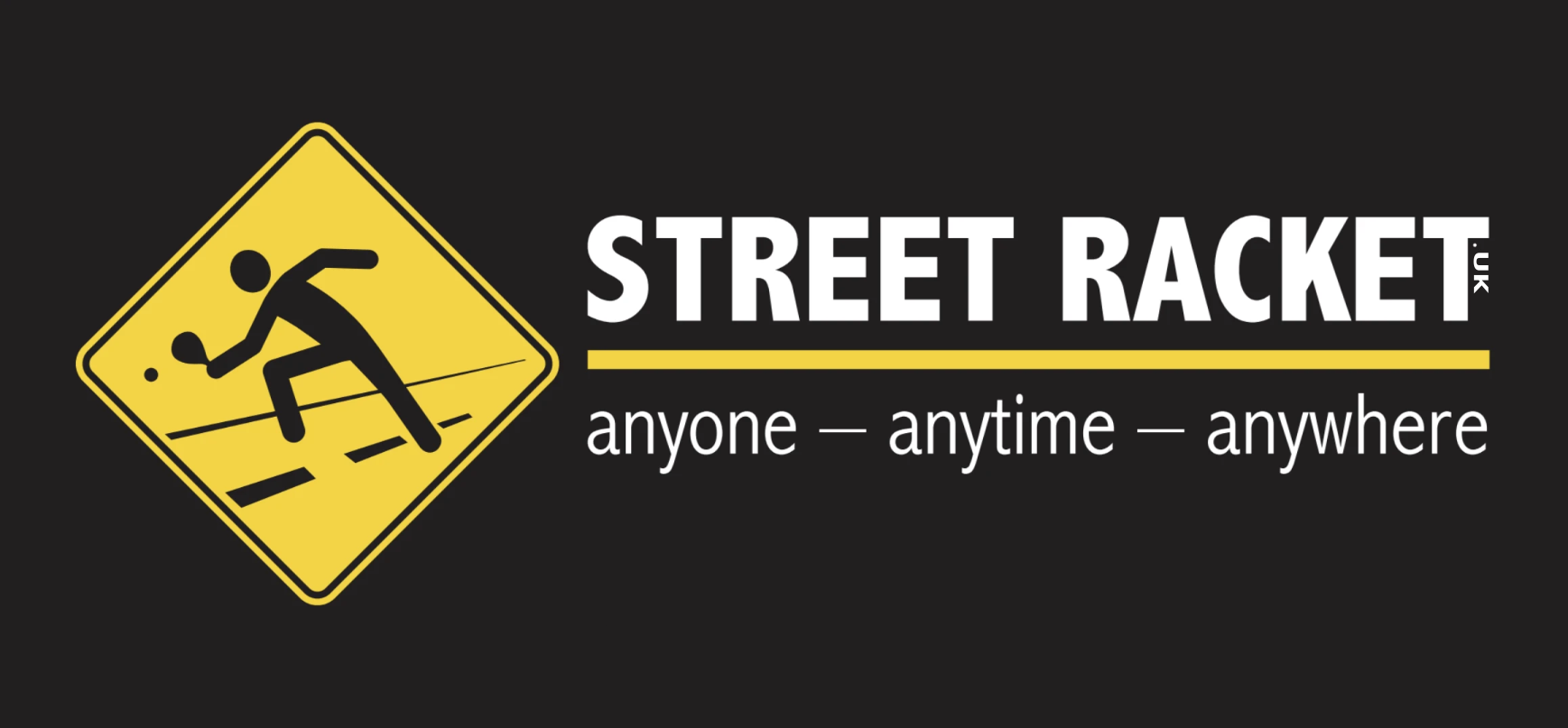 Street Racket logo